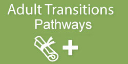 Adult Transitions GED Plus Button