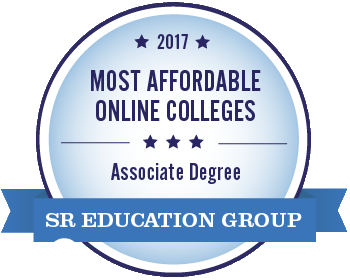 2017 Most Affordable Online Colleges, SR Education Group